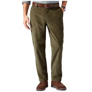 Dockers Corduroy D2 Straight Leg Pants